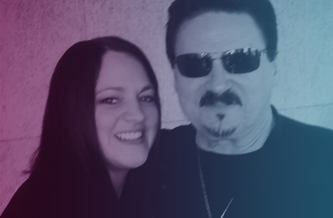 Gesangsworkshop bei Bobby Kimball (Toto) Viola Tamm Violet Voices