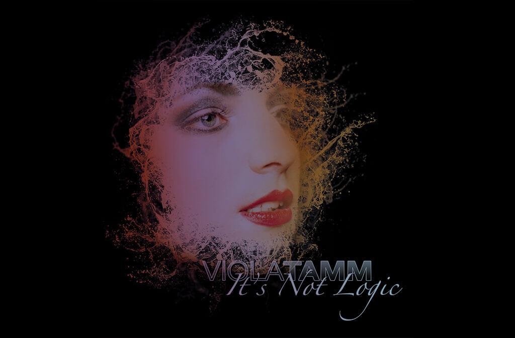 """Album """"It's Not Logic"""" by Viola Tamm Violet Voices"""