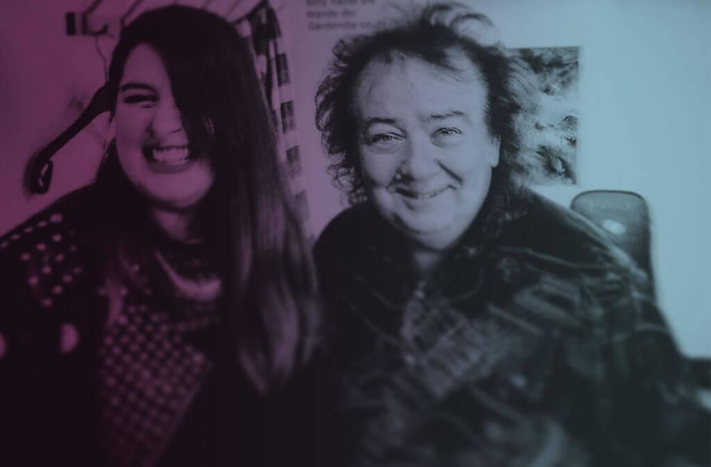 Auftritte mit Bernie Marsden (Whitesnake) Marina Held Violet Voices